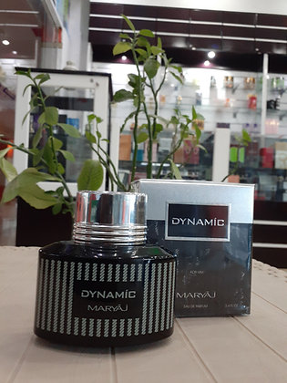 Dynamic EDP Spray 100ml - Men (Rag)