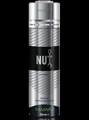 Nut Deodorant 200ml - Men (Rag)
