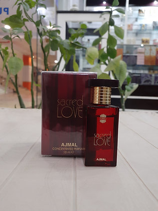 Sacred Love Miniature Oil 10ml by Ajmal -Women (Dumar)