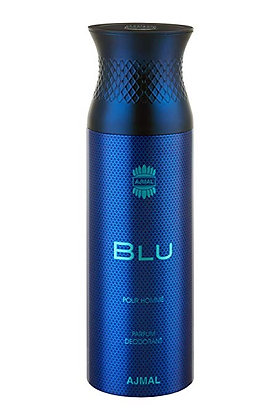 Blu Deodorant 200ml - Men (Rag)