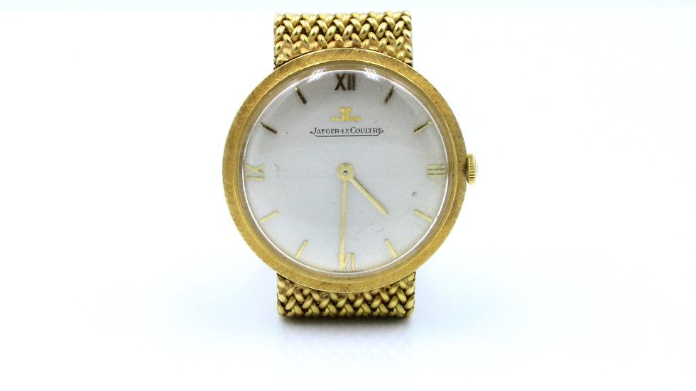 Vintage 18ct Jaeger Le Coultre Wristwatch