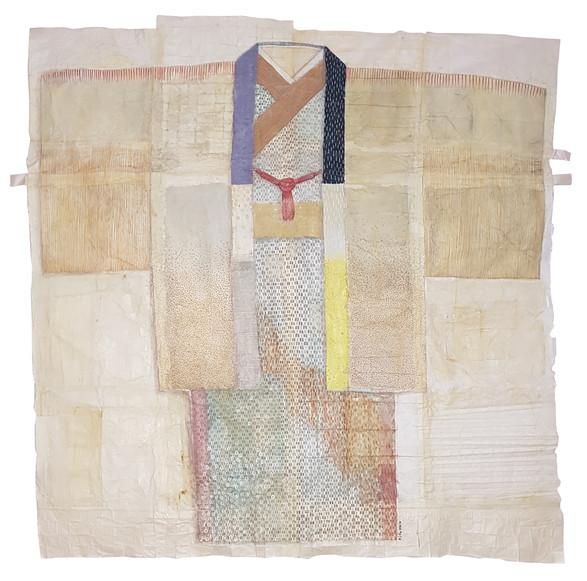 haori,-kimono,-himo-110x110cm on paper.jpg