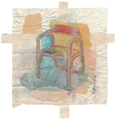 Oria armchair, Hermès