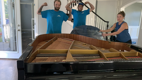 How to Move a Piano 101