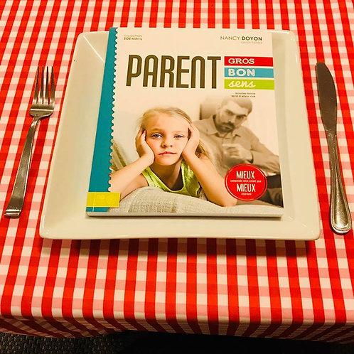 Livre Parent Gros Bon Sens - Nancy Doyon
