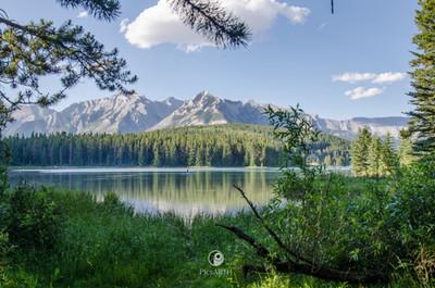 Two jack lake, Banff