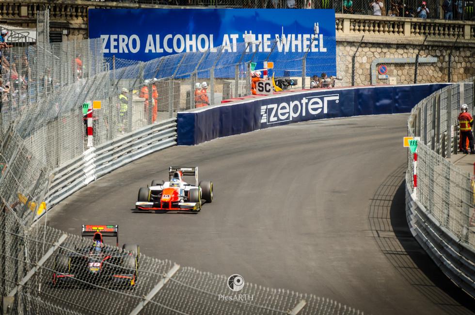 F1 Grand Prix, Monte Carlo, Monaco