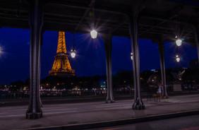 Bir Hakeim bridge, Paris