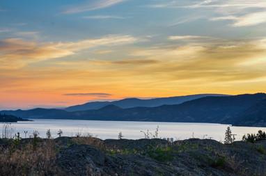 Lake Okanagan - Kelowna, BC