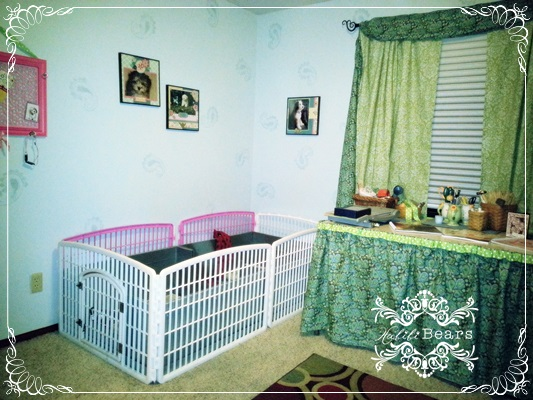 Puppy Nursery and Studio