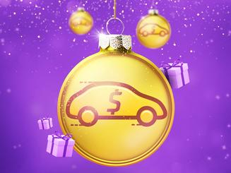 Natal premiado Cash Auto