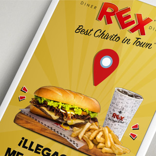 Rex Best Chivito in Town