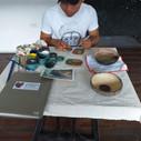 Artist Jhonathan Curi Doñez
