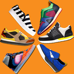 DESIGNER ATHLETIC SHOES