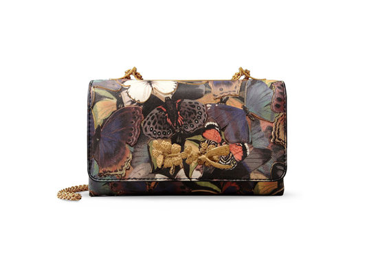 VALENTINO : CAMUBUTTERFLY COLLECTION