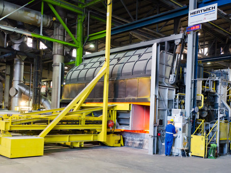 Enerlly Aids Sustainable Operating Practices in Aluminium Melting Furnaces