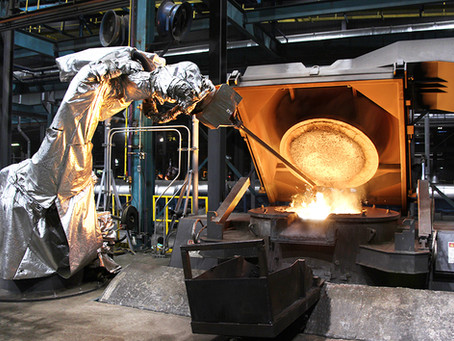 Enerlly identifies major cost savings in Induction Melting Furnaces