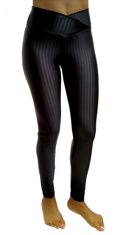 LEGGINS - NEW VISION NEGRO