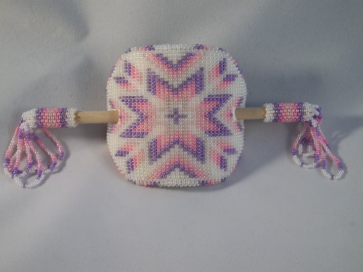 Pink/Purple Hair Pin Barrette