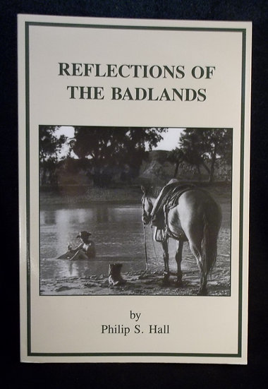 Reflections of the Badlands Book