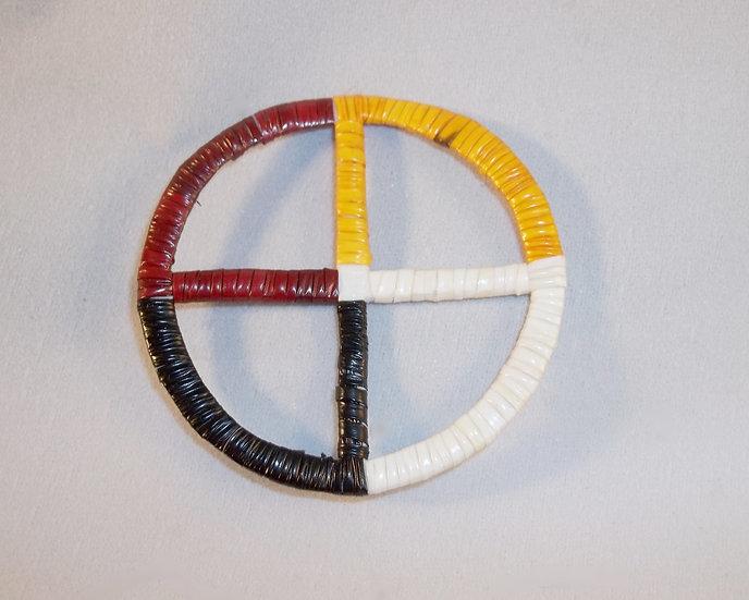 Quilled Medicine Wheels