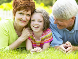 Quais os benefícios dos avós na vida dos netos?