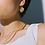Thumbnail: Herringbone Necklace Gold