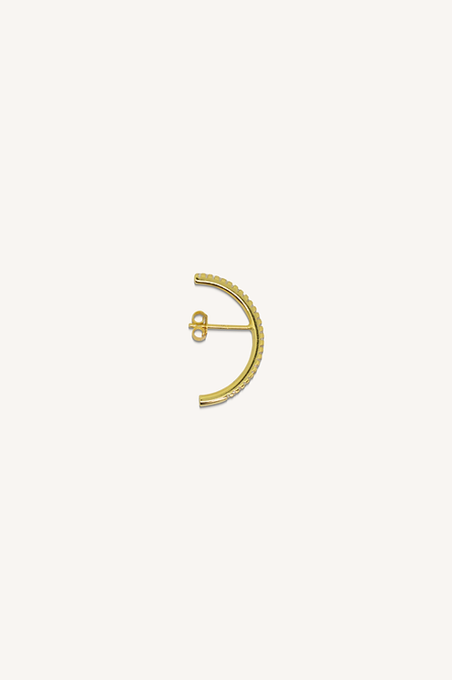 Diamond Cuff Gold