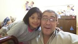 Llevando alegria a orfanatos