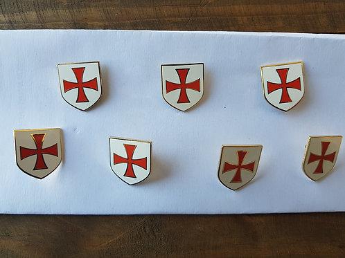¨Pin de saco¨ -  Miembro orden Templaria