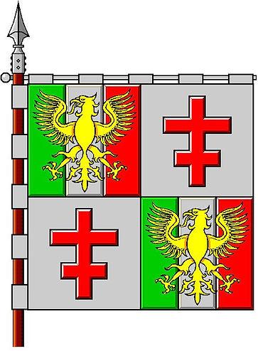 Bausseant del Gran Priorato de México OSMTH (Porto)