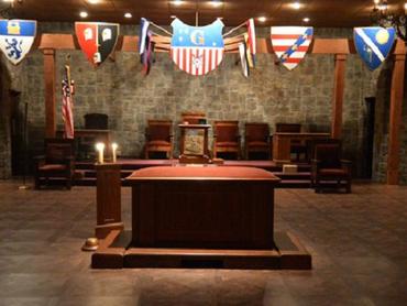 Templo del Rito Templario