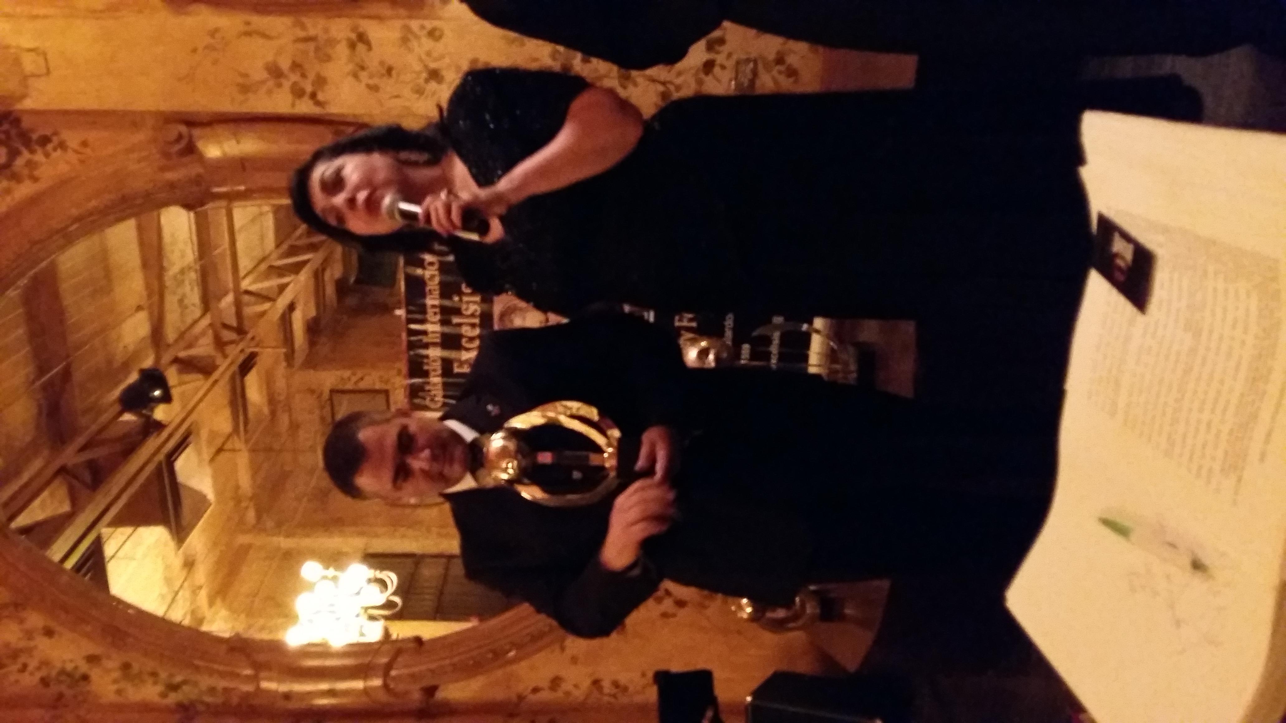 Premio Excelsis a Claraval