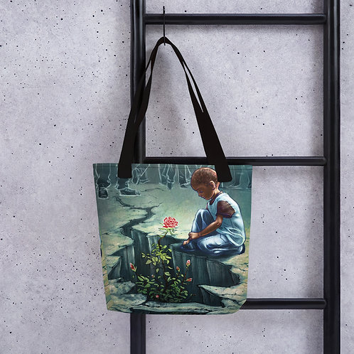 EVERY ROSE Tote