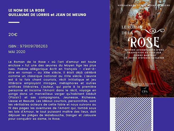 CPA ED fiche Roman de la Rose.jpg