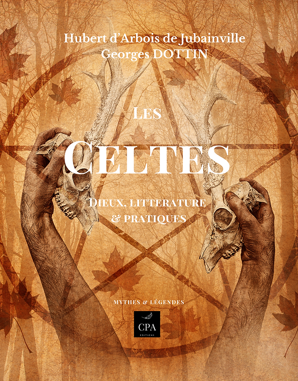 CPA ED la religion des Celtes Georges Do