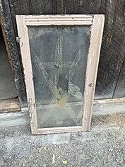 Antique Cabinet Door