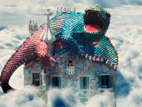 La Casa Batlló. Una maravilla de la arquitectura interior.