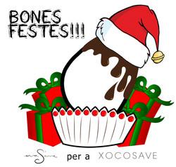 Bones festes xocosave