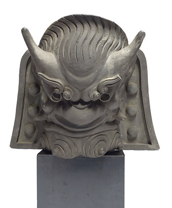 MEIJI PERIOD JAPANESE TEMPLE GOURD