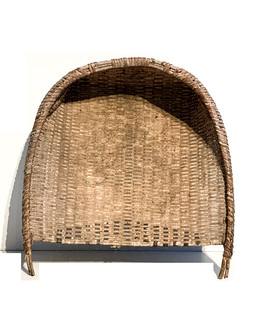Early 19th Century Gathering Basket from Japan