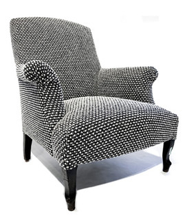 20th Century French Lounge Chair