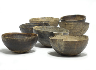Early 20th Century African Grain/Harvest Bowls
