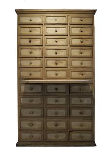 20th Century Multi Drawer Cabinet