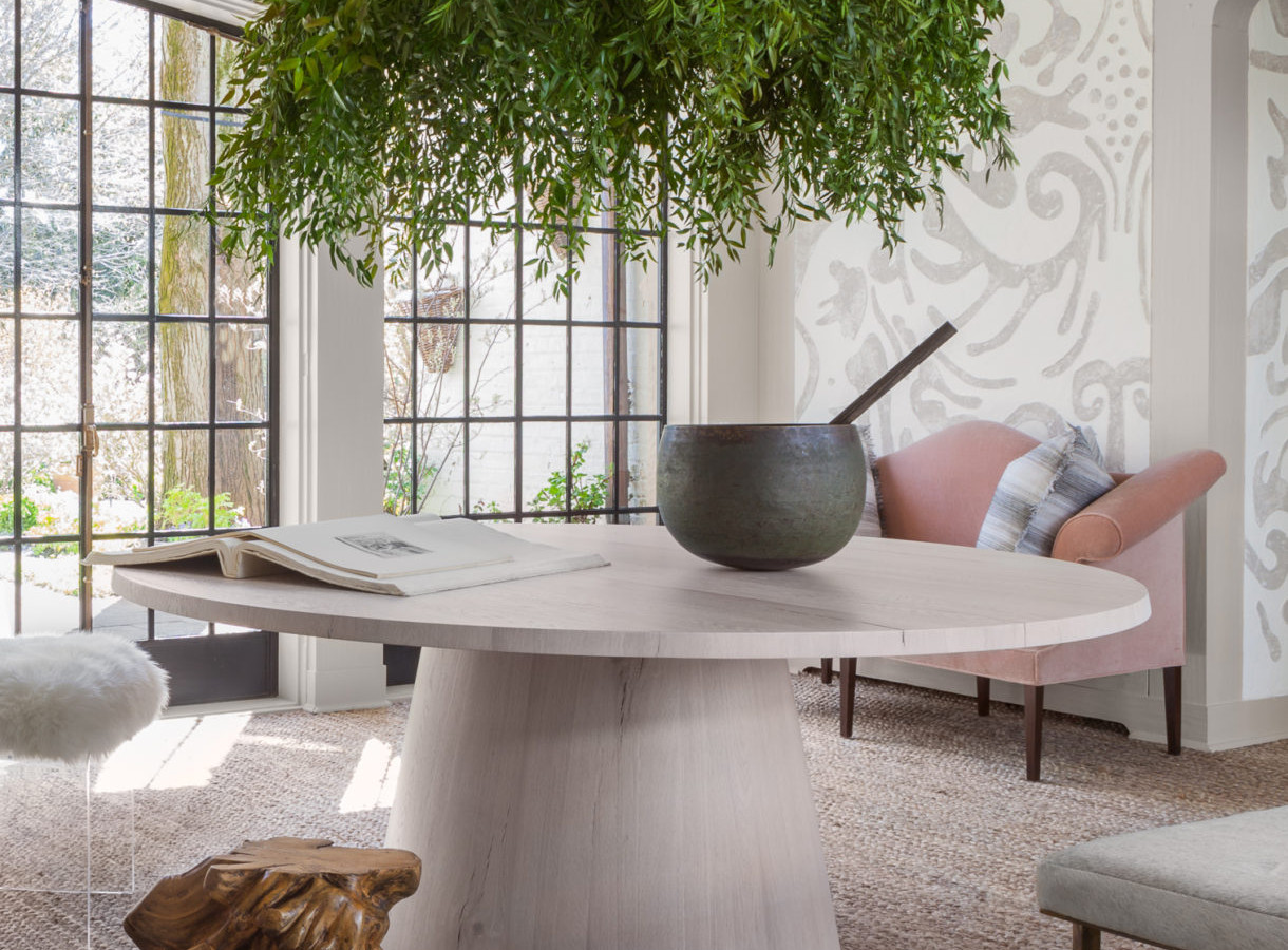 The Lake Forest Dining Table