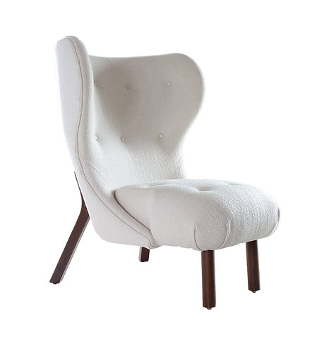 Fresh Pond Modern Wing Chair by Michael Del Piero
