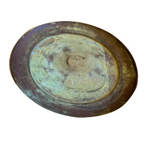 EARLY 20TH CENTURY COPPER TRAY FROM TURKEY