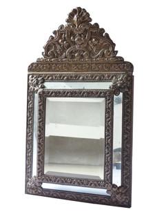 19th Century French Repose Mirror