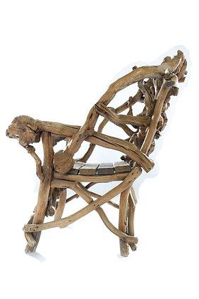 EARLY 20TH CENTURY RODODENDRON CHAIR