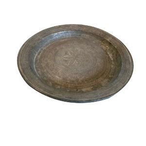 EARLY 20TH CENTURY PEWTER TRAY FROM TURKEY